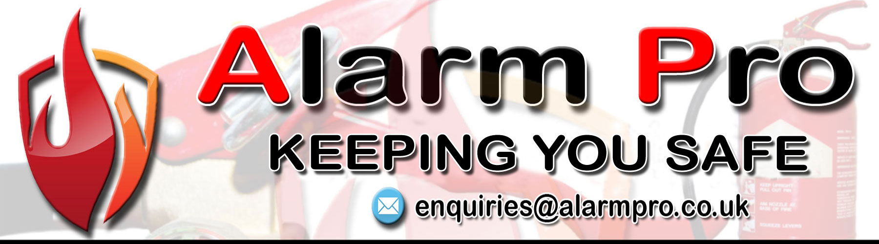 AlarmPro fire alarms and more